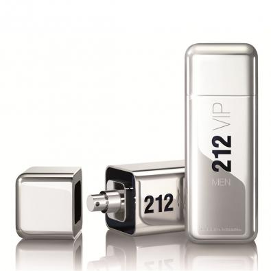 212 Carolina Herrera Men VIP trueque