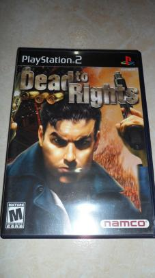 video juego dead to rights  trueque