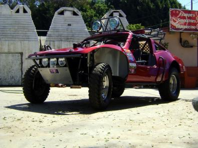 CARRO UNICO OFF ROAD trueque