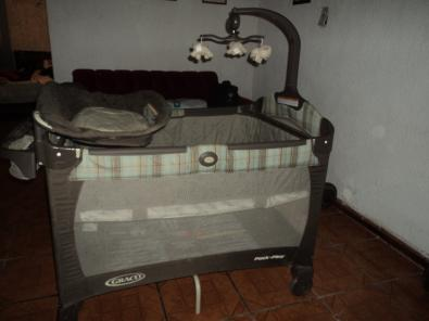 Graco Cuna / Corral Movil Para Bebe Pack ´n Play  trueque