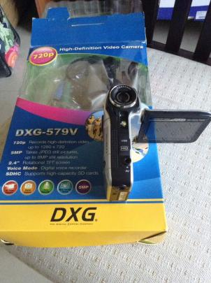 Camara De Video Dgx-579v trueque