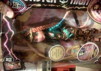 lote de muñecas monster high  trueque