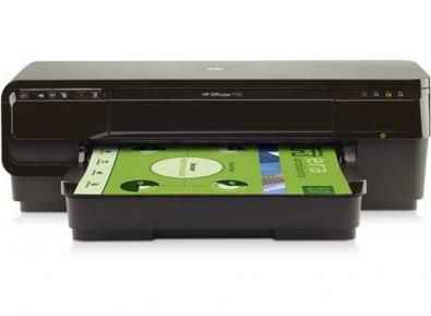 Impresora HP OfficeJet 7110 Deskjet WiFi Multicolor-Negro trueque