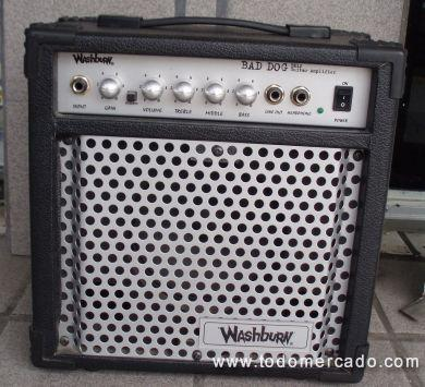 Ampli WASHBURN 12 BAD DOG trueque