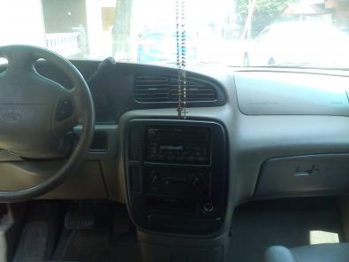 Vendo o Cambio camioneta ford windstar 2000 familiar trueque