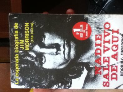 Libro Jim Morrison The Doors trueque