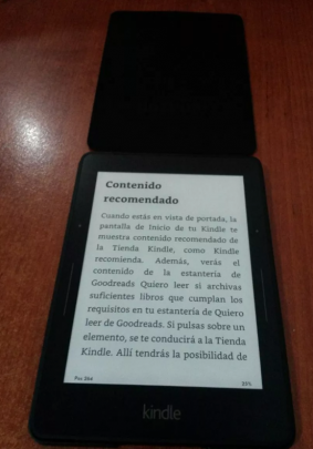 kindle paperwhite trueque