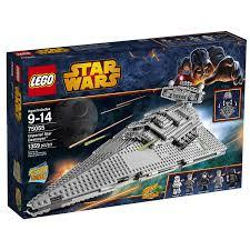 Nave Destructor lego Star Wars trueque