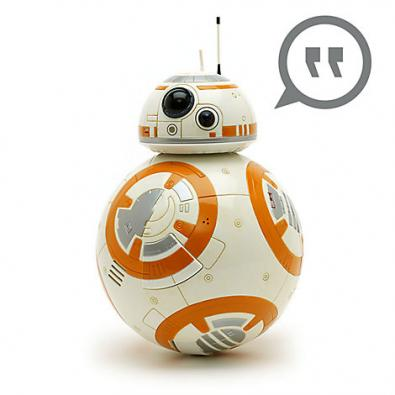 bb-8 star wars dysney store trueque