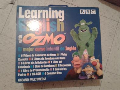 Learning English With Ozmo cu trueque