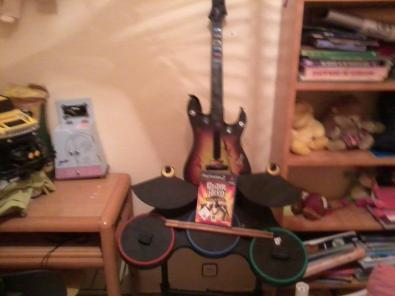 guitar hero ps2 trueque