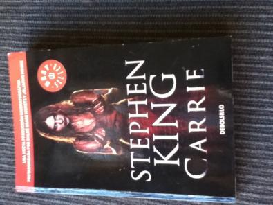 Stephen King: Carrie trueque