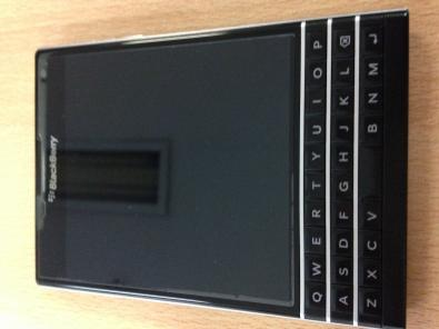 Blackberry Passport 32gb  trueque