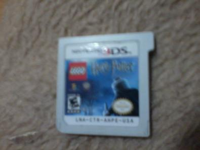 Juego harry potter LEGO nintendo 3ds trueque