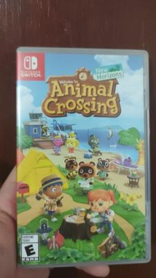 Cambio Animal Crossing New Horizons trueque