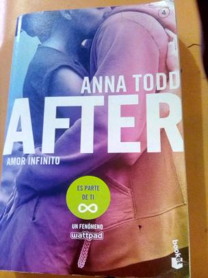 AFTER:Amor infinito  trueque